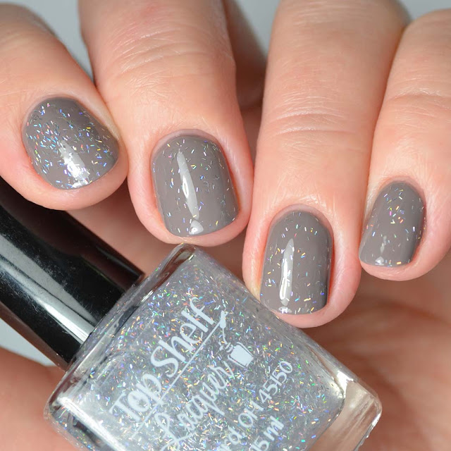 holo bar glitter nail polish