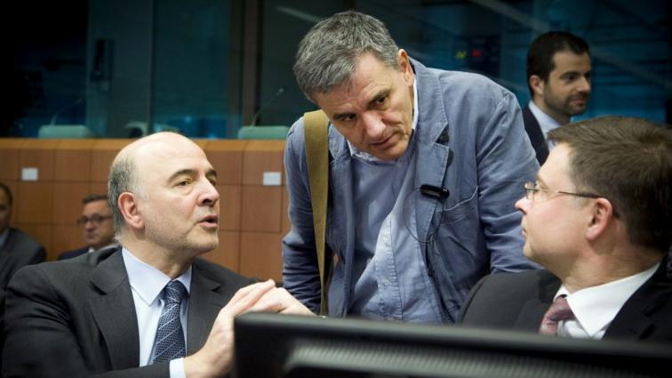 Φράση-σοκ στο ανακοινωθέν του Eurogroup για το χρέος