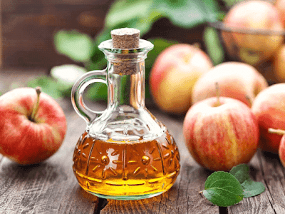 apple cider vinegar for pimples