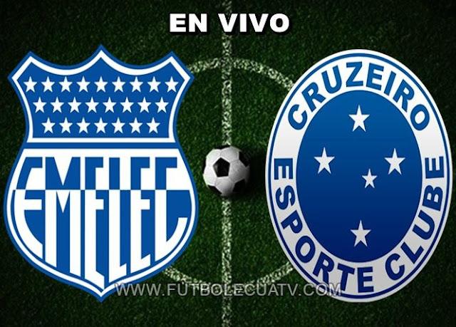 Emelec se enfrenta a Cruzeiro en vivo 📺 desde las 19:30 horario de nuestro territorio a efectuarse en el estadio George Capwell por la fecha tres Grupo B de la Copa Libertadores, siendo el árbitro principal Victor Carrillo de nacionalidad peruana con transmisión del canal oficial FOX Sports 3.
