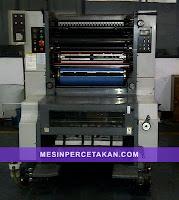 mesin percetakan Fuji Shinohara 58