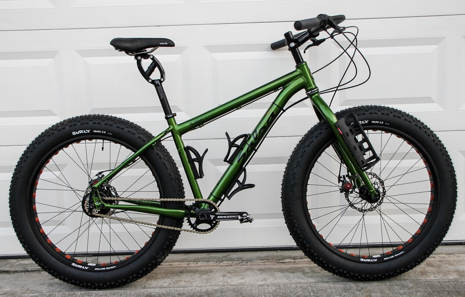 The Monkey Lab: Salsa Mukluk Fat Bike with Rohloff ...