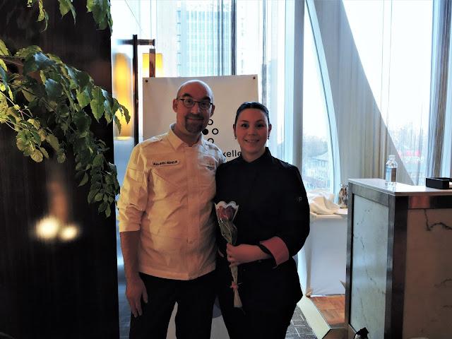 Jean-Marc Bernellin Callebaut Sarah Mesbahi