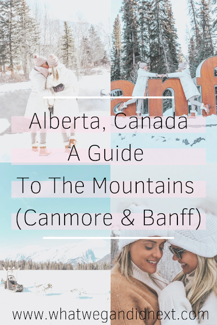 LGBT Travel Blog: Wegan Travel Guide To Alberta, Canmore and Banff