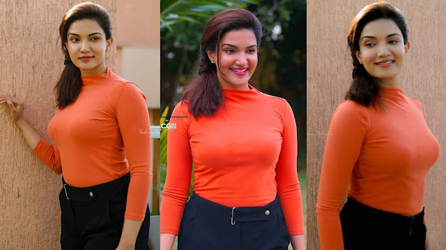 Honey Rose Hot in Tight Top