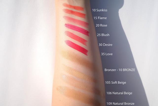 max factor velvet matte lipstick