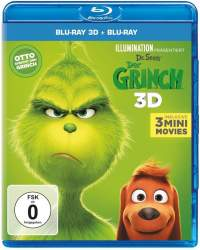 The Grinch (2018) 3D Movies Hindi + Eng HSBS Download 1080p