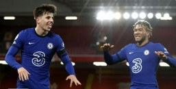Mount lays out personal challenge amid Chelsea's race for top 4
