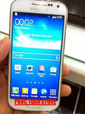 Rom tiếng Việt Samsung I9192 4.4.2 alt