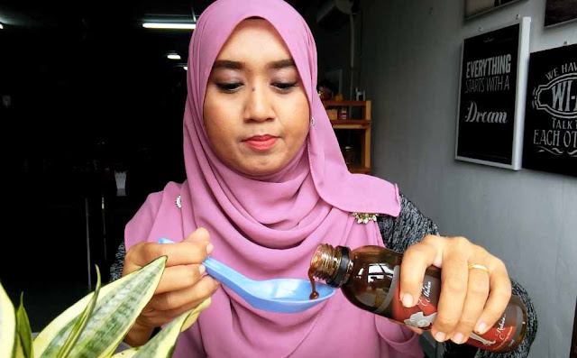 Minuman Botanikal Dea Della Untuk Kesihatan Wanita