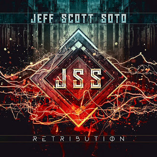 "Jeff Scott Soto - ""Breakout"" (audio) from the album ""Retribution"""