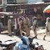 पुलिस को परेशान करने और सरकारी कार्य में बाधा डालने के आरोप में युवक गिरफ्तार