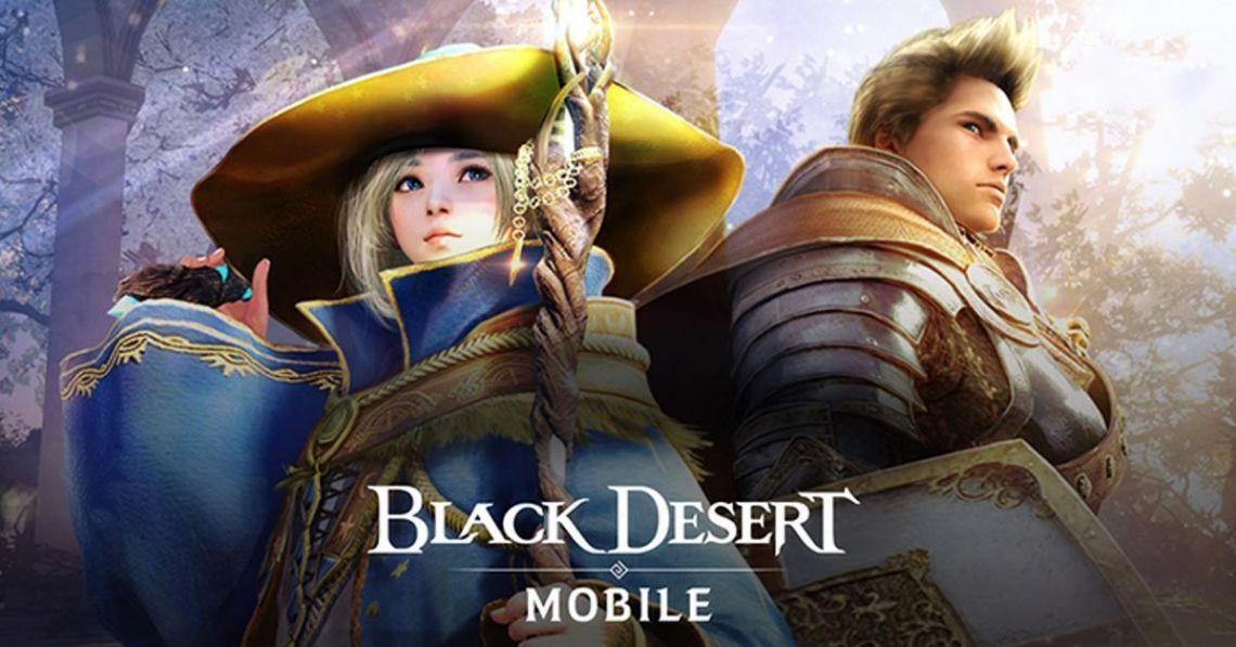 Review Black Desert Mobile - MMO Dengan Grafis Ciamik