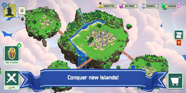 Epic Islands Hileli APK