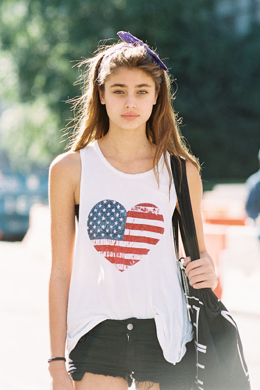 Vanessa Jackman: New York Fashion Week SS 2013....Taylor