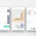 Ecommerce Mobile App UI Free Sketch