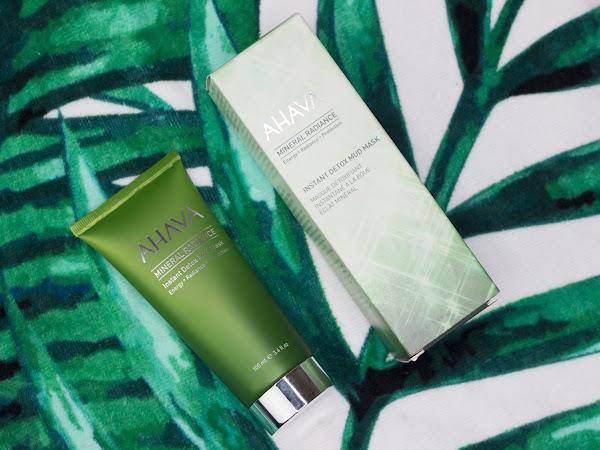 Ahava // Instant Detox Mud Mask