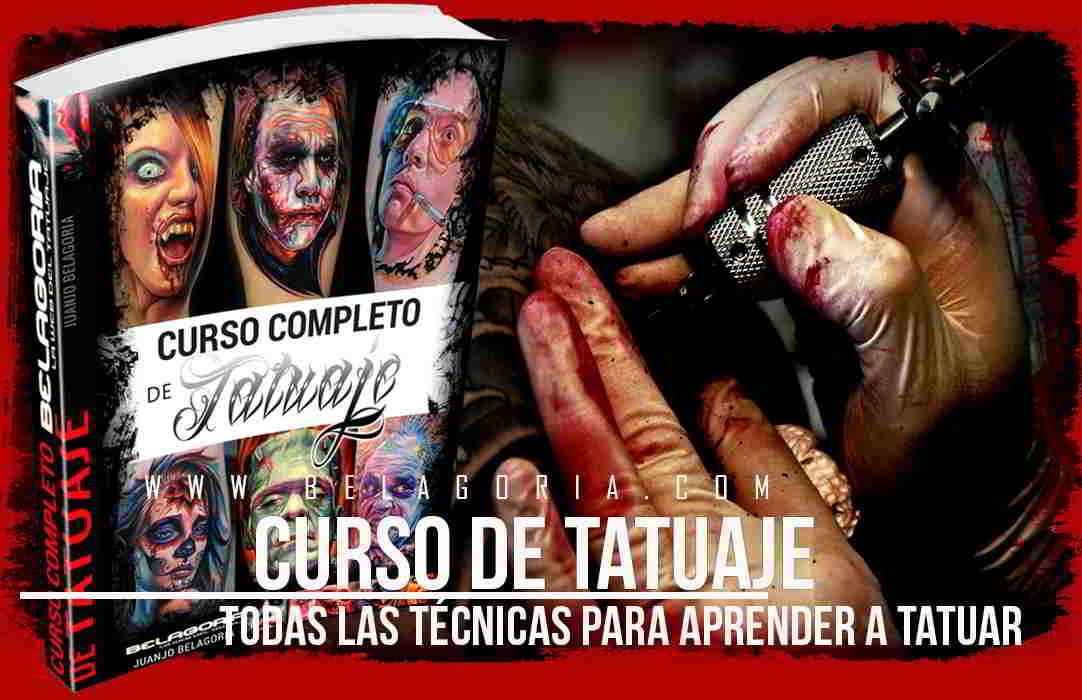 Curso de tatuaje en PDF