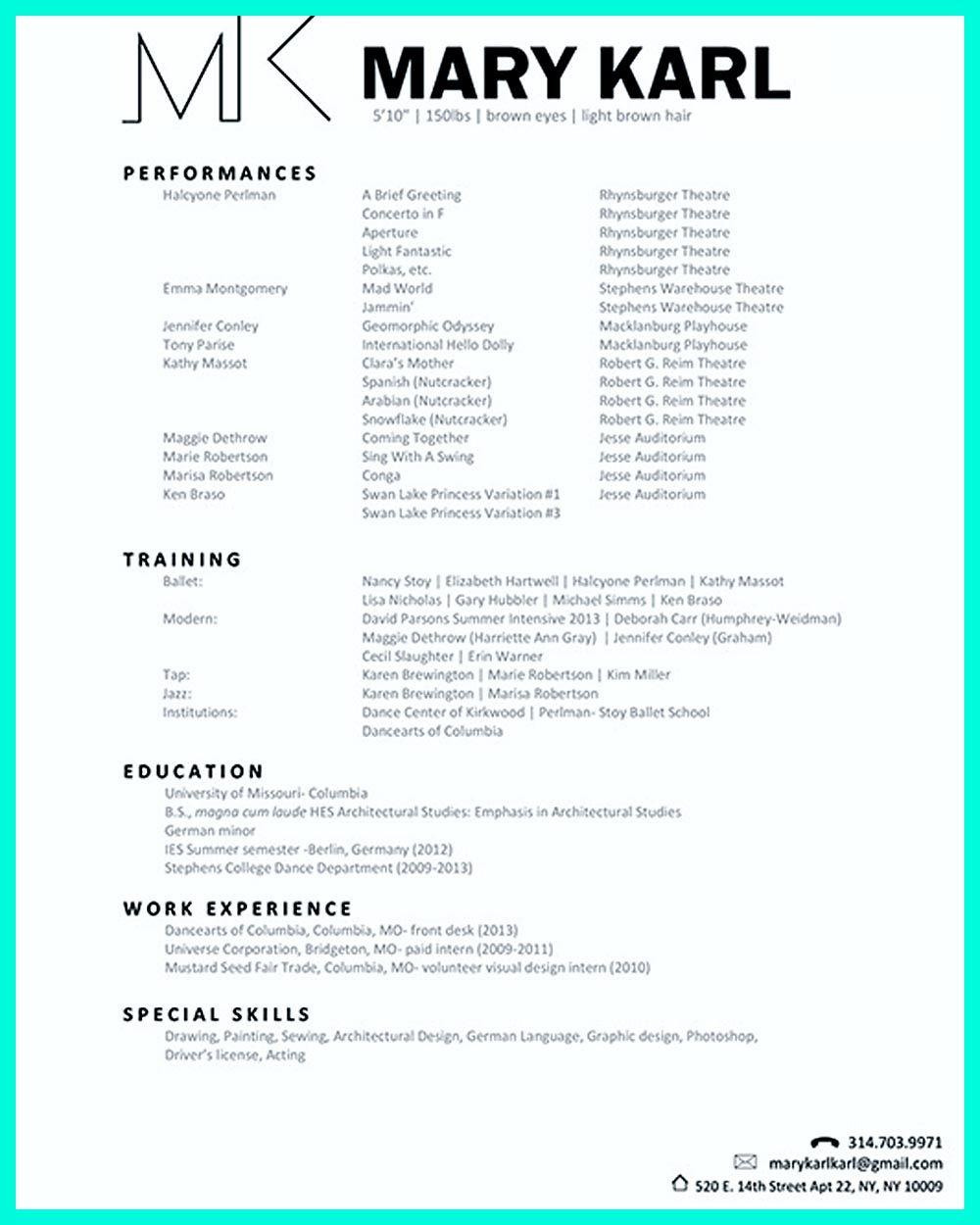 dance audition resume dance audition resume sample dance audition resume template dance audition resume example college dance audition resume dance resume for audition dance resume for college audition resume for dance audition template child dance resume for audition