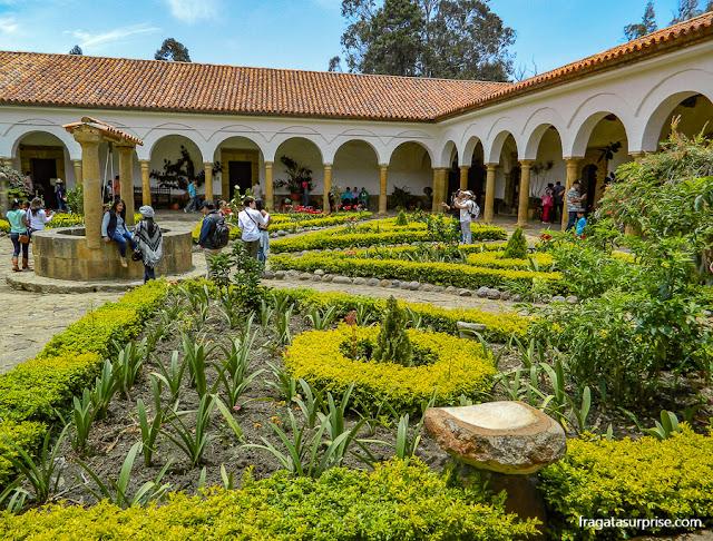 Mosteiro de Ecce Homo, Villa de Leyva, Colômbia
