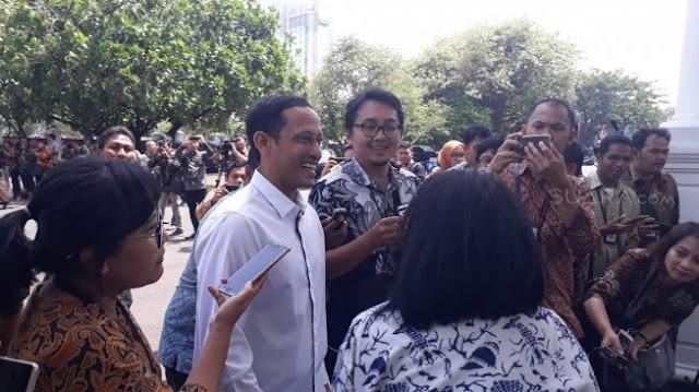 Diminta Jokowi Jadi Menteri, Nadiem Makarim Mundur dari Gojek