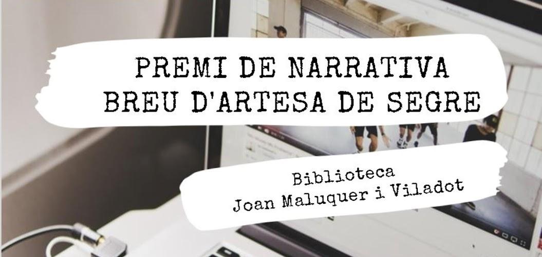 Premi de Narrativa Breu d'Artesa de Segre