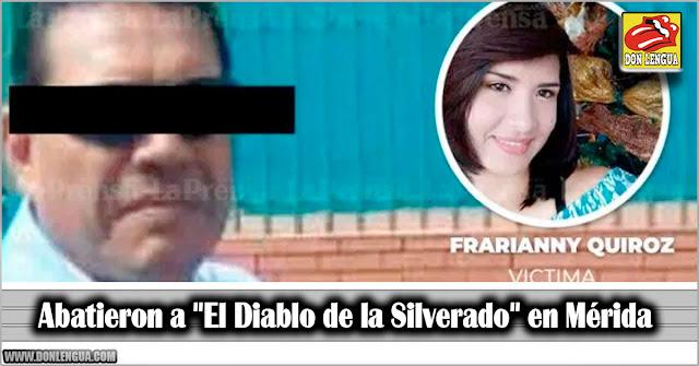 """Abatieron a """"El Diablo de la Silverado"""" en Mérida"""