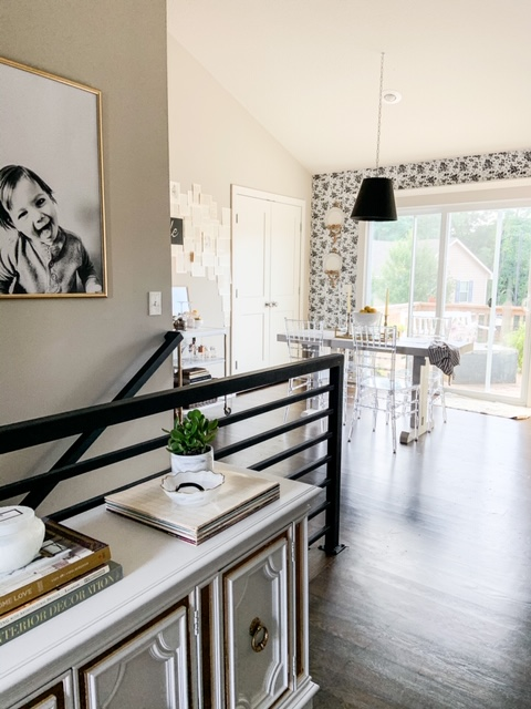 acrylic dining room chairs