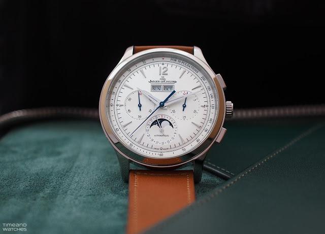 Jaeger-LeCoultre Master Control Chronograph Calendar Ref. Q4138420