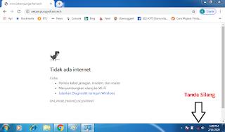 LAPTOP TIDAK BISA CONNECT WIFI