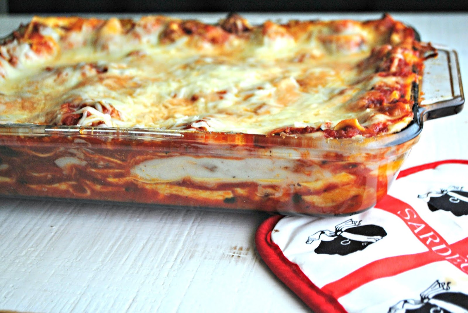 Real, authentic, Italian lasagna recipe straight from Italy