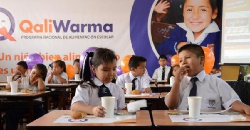QALI WARMA: Programa social define retos para el 2018 - www.qaliwarma.gob.pe