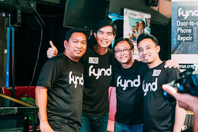 Source: Fynd. The Fynd team.