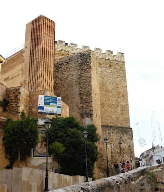 Requena: Torre del Homenaje