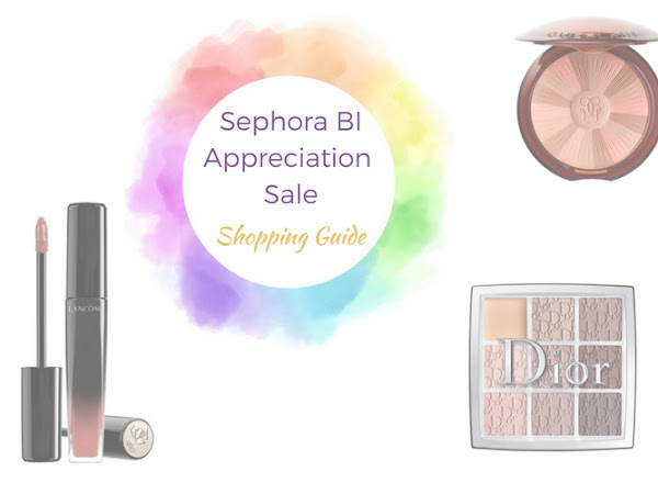 #FrenchFriday : Sephora Beauty Insider Appreciation Sale Recommendations