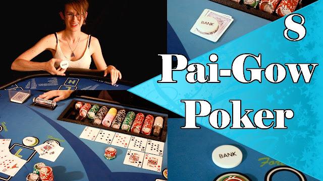 Trik Cara Bermain Pai Gow Poker