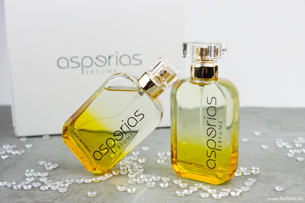 Asperias Perfume -  Extrait de Parfum