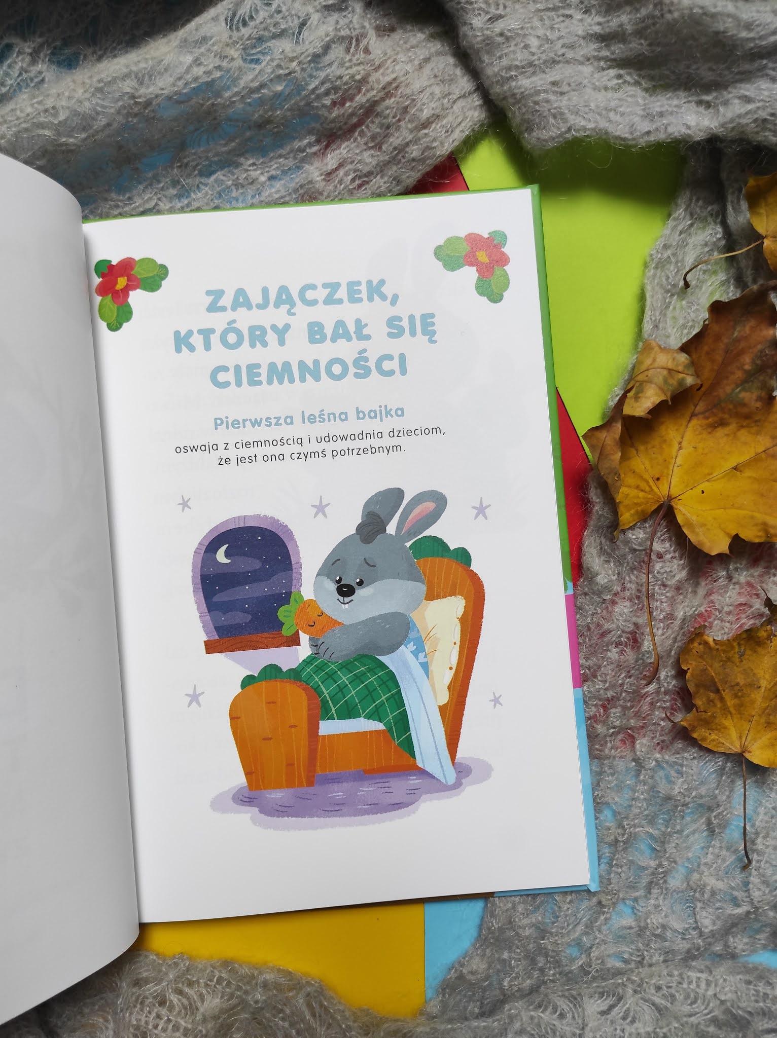 """EDU czytajki """"Duże troski małych zwierzątek"""" Katarzyna Wierzbicka"""