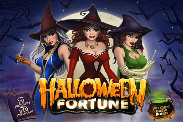Main Demo Slot Online Halloween Fortune (Playtech)