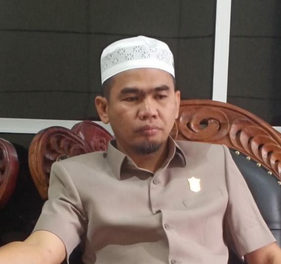Pernah Kontak Dengan Pasien 07, Ini Kata Ketua DPRD Sungai Penuh Fajran