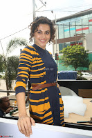 Taapsee Pannu looks super cute at United colors of Benetton standalone store launch at Banjara Hills ~  Exclusive Celebrities Galleries 014.JPG