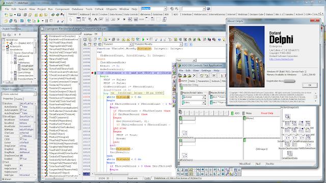 Download Delphi 7 Enterprise Full Version Free
