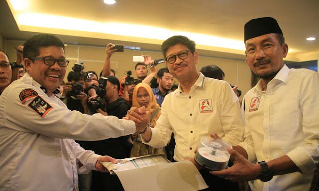 Antar IYL-Cakka ke KPU, PPP: Kami Terus Bersama