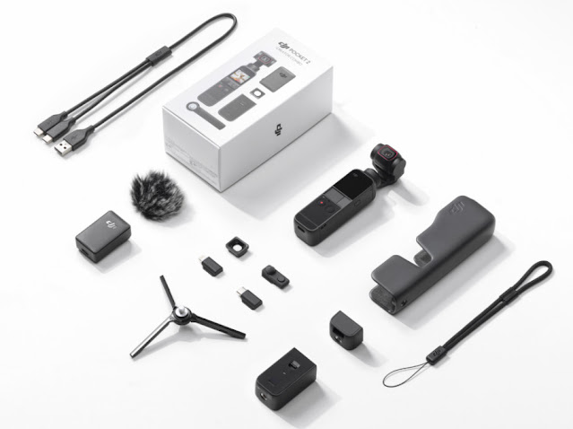 DJI Pocket 2 Complete Retail Package, DJI Osmo Pocket 2 Philippines