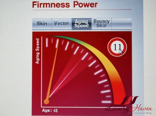 skii magic ring firmess power ageing speed