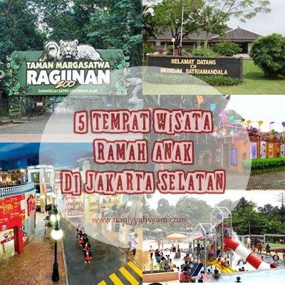 5 Tempat Wisata Ramah Anak Di Jakarta Selatan Jalan Jalan