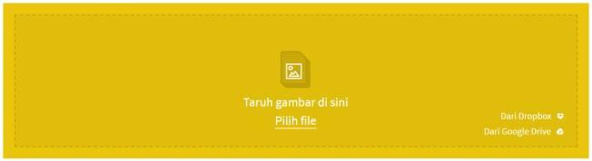 Mengubah gambar JPEG ke PDF secara online dan gratis