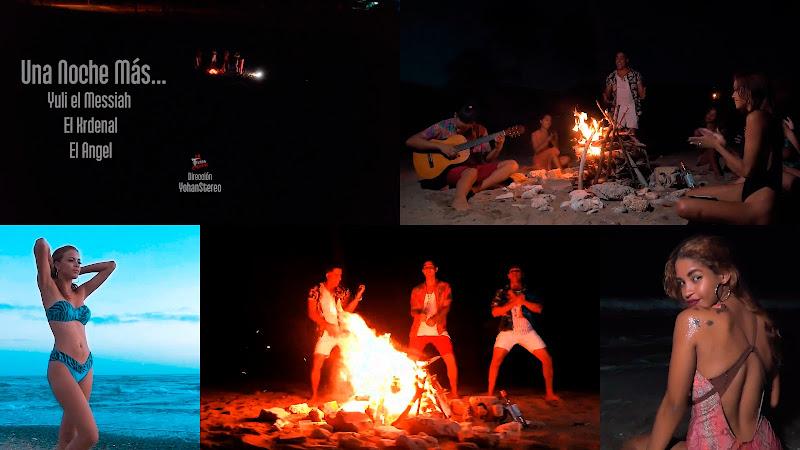 Yuli el Messiah & El Krdenal & El Ángel - ¨Una noche más...¨ - Videoclip - Director: YohanStereo. Portal Del Vídeo Clip Cubano. Música cubana. Cuba.
