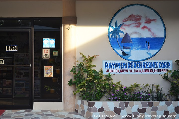 Raymen Beach Resort. Guimaras