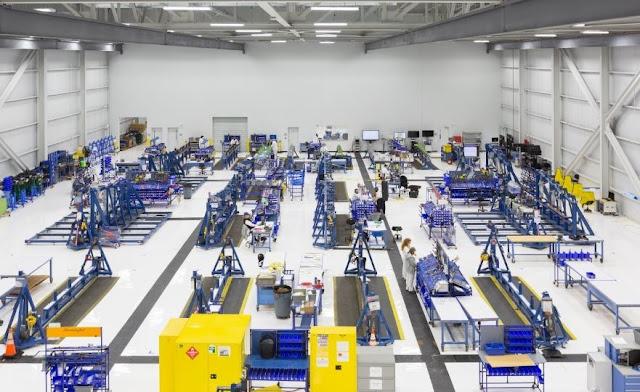 Honda Aircraft Company Opens New Wing Production Facility